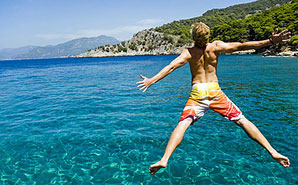 Top yacht vacation destinations in Turkey