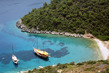 5 star blue cruise cabin charter Turkey