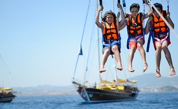 Best active family holidays in the Aegean & Mediterranean