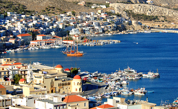 Yacht Cruise Vacations Kalymnos, Kos and Dodecanese Greek Islands