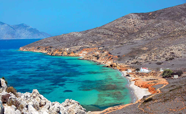 Holidays in the Most Untouristic Greek Islands