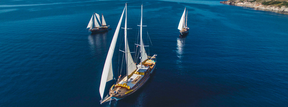 Luxury tailor-made private yacht vacations