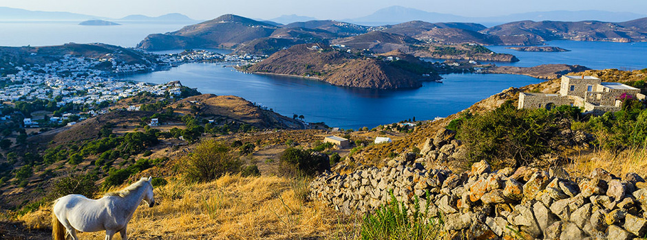 Blissful Patmos, 'Europe's most idyllic place to live'- Forbes Magazine